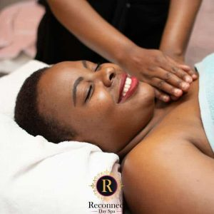 full body massage reconnect day spa