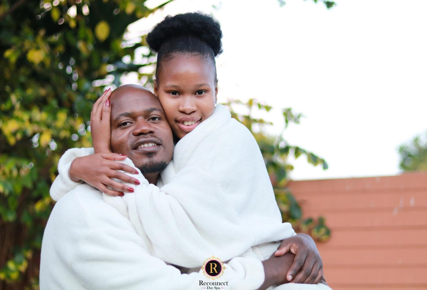 couple spa in Pretoria enjoyment