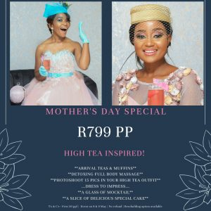 mothers day spa special for 1